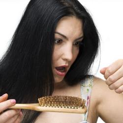 Perut, Gubitak kose i Masnoća