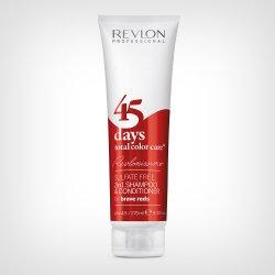 Revlon R45 šampon i regenator for brave reds 275ml