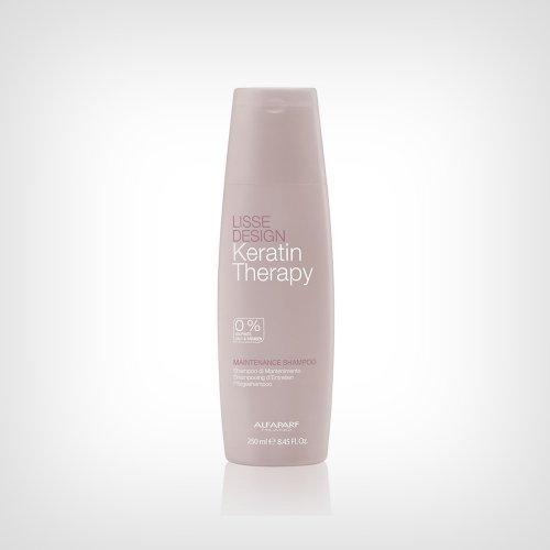Alfaparf Semi Di Lino Lisse Design Keratin šampon 250ml - Neukrotiva kosa