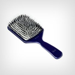 Acca Kappa Extension Paddle Brush – High Quality Plastic – Četka za raščešljavanje, punoću i sjaj