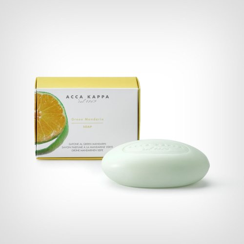 Acca Kappa Green Mandarin Vegetable Soap 150g – Biljni sapun - Sapun