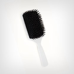 Acca Kappa No Damage Paddle Brush – 100% Boar Bristles – Četka za osetljivu kosu