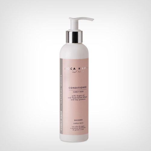 Acca Kappa Virginia Rose Glossing & Defining Conditioner For Curly Hair 250ml – Regenerator za kovrdžavu kosu - Kovrdžava kosa