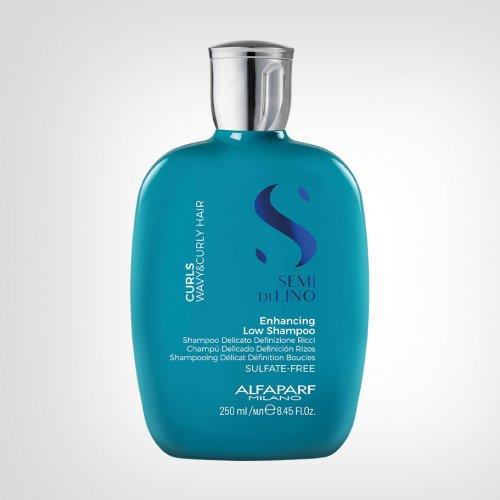 Alfaparf Semi Di Lino Curls šampon koji peni 250ml - Kovrdžava kosa