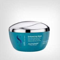 Alfaparf Semi Di Lino Curls Enhancing maska 200ml