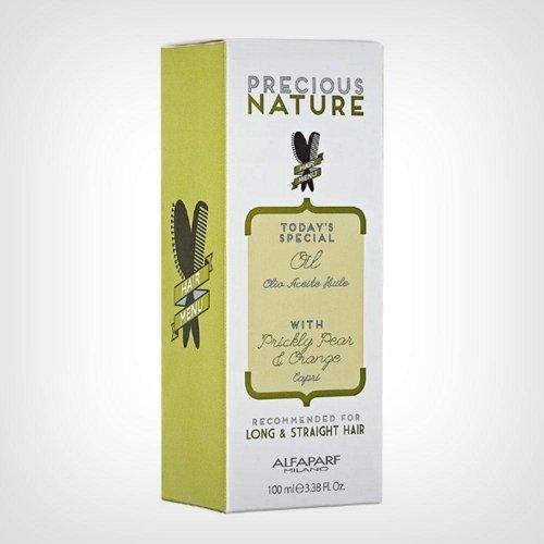 Alfaparf Precious Nature Capri ulje za dugu i ravnu kosu 100ml - Ulja za kosu