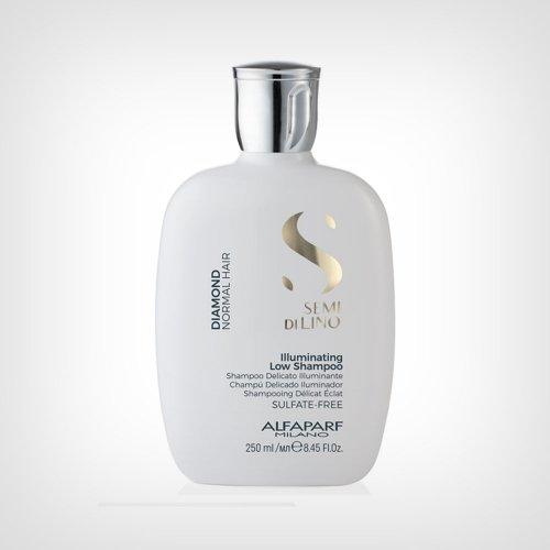 Alfaparf Semi Di Lino Diamond Kristal šampon 250ml - Nega suve kose