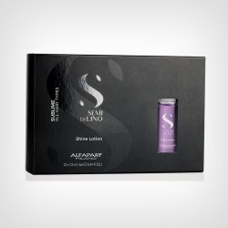 Alfaparf Semi Di Lino Sublime Shine Lotion ampule 12x13ml