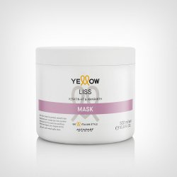 Alfaparf Yellow Liss maska 500ml