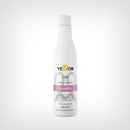 Alfaparf Yellow Liss šampon 500ml - Kovrdžava kosa