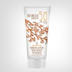 Australian Gold Botanical Sunscreen SPF 50 Mineral Lotion 147ml