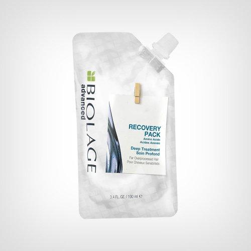 Biolage Recovery Deep Treatment – maska za dubinski tretman oštećene kose 100ml - Nega farbane kose