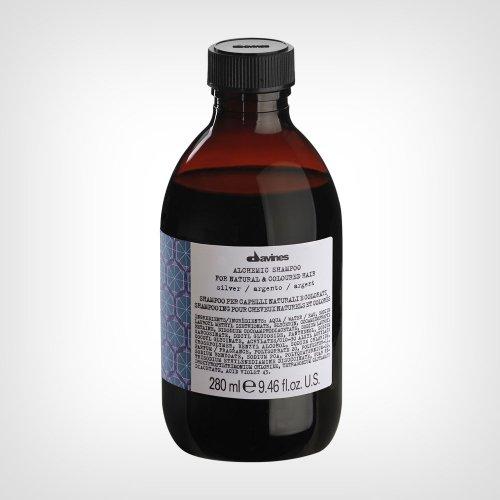 Davines Alchemic System Silver šampon 280ml - Nega farbane kose