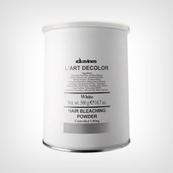 Davines L' Art Decolor White Hair Bleaching Powder blanš 500gr