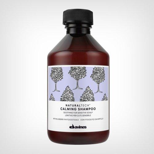 Davines Naturaltech Calming šampon - Pravilna nega kose