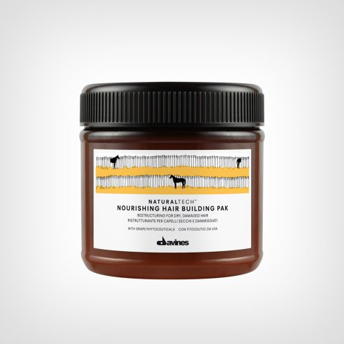 Davines Naturaltech Nourishing Hair Building pakovanje 250ml - Nega suve kose