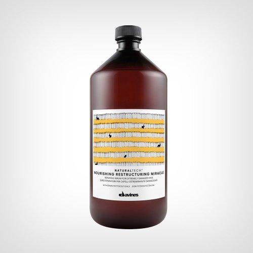 Davines Naturaltech Nourishing Restructuring Miracle serum 1000ml - Nega suve kose