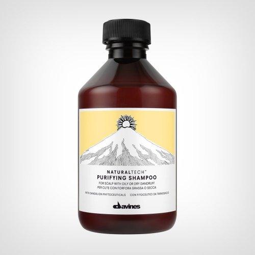 Davines Naturaltech Purifyng šampon - Šamponi protiv peruti