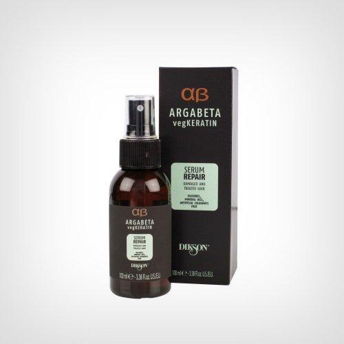 Dikson ArgaBeta VegKeratin serum - repair 100ml - Oštećena kosa