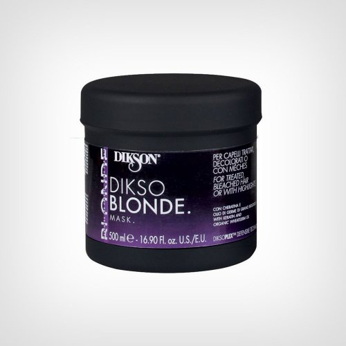 Dikson Dikso Blonde maska 500ml - Bojena kosa