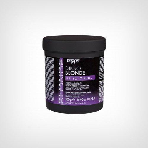 Dikson Dikso Blonde Up to 9 nine shades blanš 500gr - Nega farbane kose