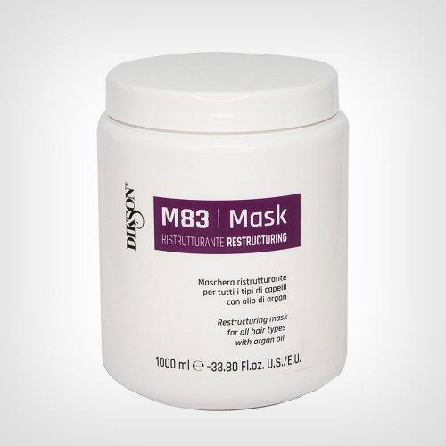 Dikson M83 maska za sve tipove kose 1000ml