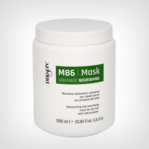Dikson M86 maska za suvu kosu 1000ml