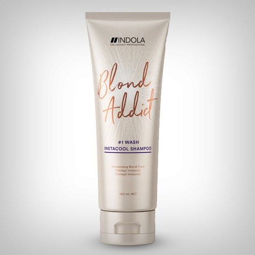 INDOLA Exclusively Professional Innova Blond Addict Insta Cool šampon 250ml - Nega farbane kose