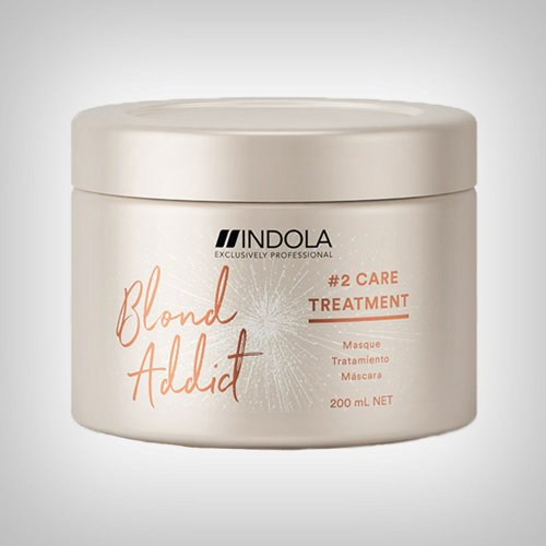INDOLA Exclusively Professional Innova Blond Addict maska 200ml - Nega farbane kose