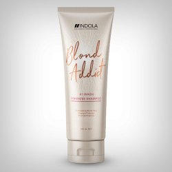 INDOLA Exclusively Professional Innova Blond Addict Pink Rose šampon 250ml