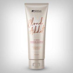 INDOLA Exclusively Professional Innova Blond Addict Pink Rose šampon 250ml