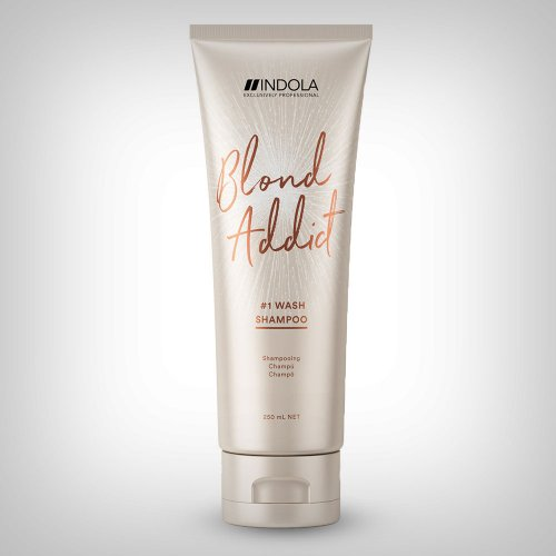 INDOLA Exclusively Professional Innova Blond Addict šampon 250ml - Nega farbane kose