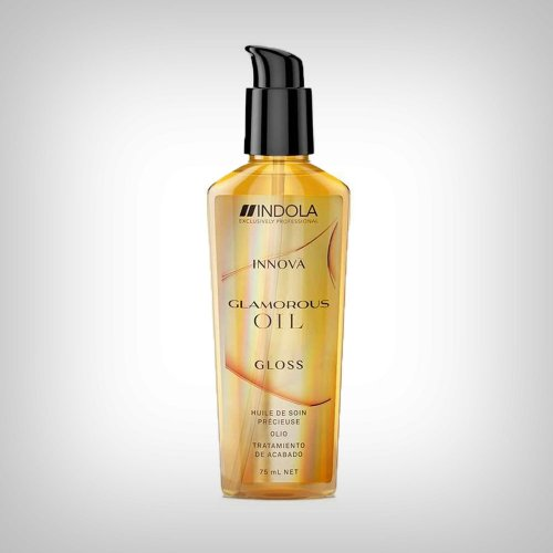 INDOLA Exclusively Professional Innova Glamorous Oil Gloss negujuće ulje 75ml - Ulja za kosu