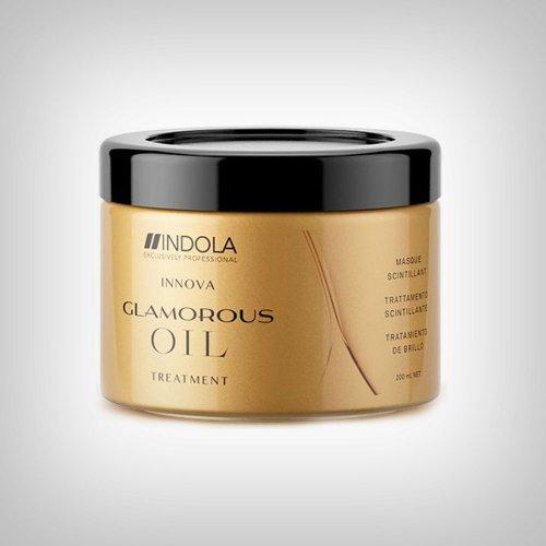 INDOLA Exclusively Professional Innova Glamorous treatment maska 200ml - Nega suve kose