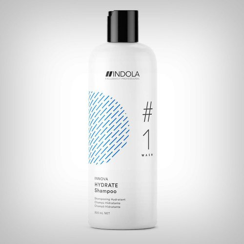 INDOLA Exclusively Professional Innova Hydrate šampon 300ml - Nega suve kose