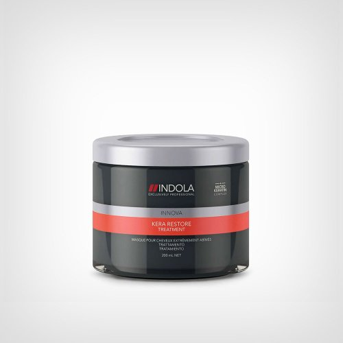 INDOLA Exclusively Professional Innova Kera Restore treatment maska 200ml - Nega suve kose