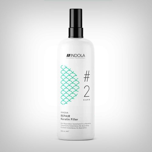 INDOLA Exclusively Professional Innova Repair Keratin Filler 300ml - Nega suve kose
