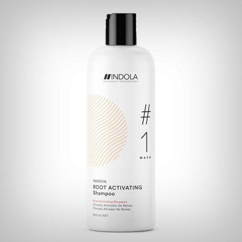 INDOLA Exclusively Professional Innova Root Activating šampon 300ml - Tanka i svilena kosa