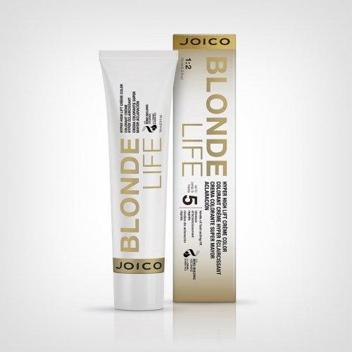 JOICO Blonde Life Hyper High Lift Color 74ml - Farbe za kosu