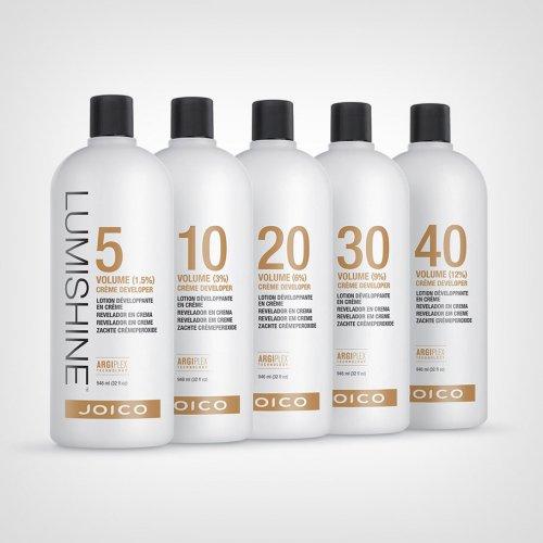 JOICO LumiShine Creme Developer 950ml - Farbe za kosu