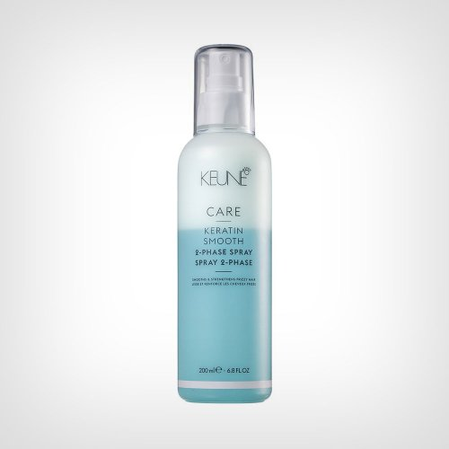 Keune Care Keratin Smoothing 2 phase sprej 200ml - Nega suve kose