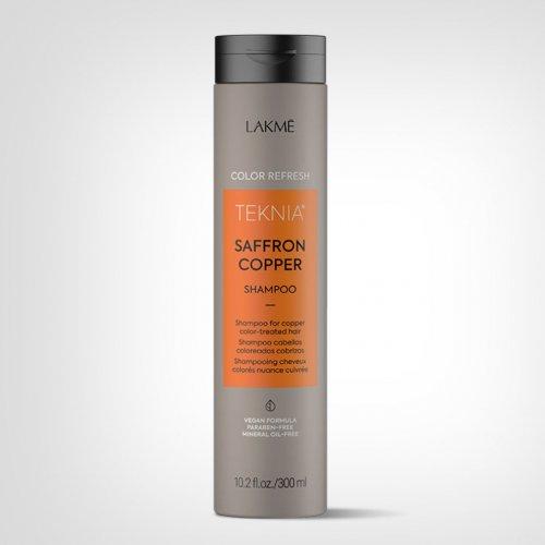 Lakmé TEKNIA Refresh Saffron Copper šampon 300ml - Nega farbane kose