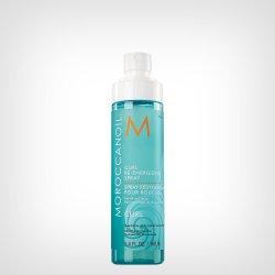 Moroccanoil Curl  Re-Energinzing spray – sprej za osvežavanje i hidrataciju kovrdža