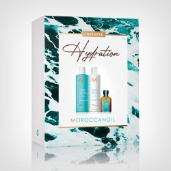 Moroccanoil Infinity Hydration set
