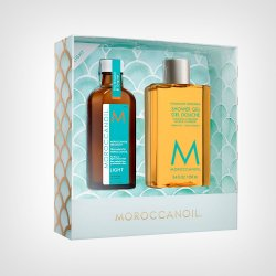 Moroccanoil Summer Home and Away set