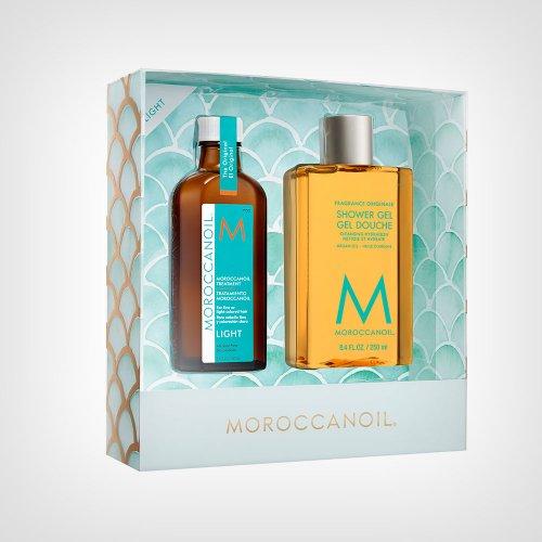 Moroccanoil Summer Home and Away set - Gel za tuširanje