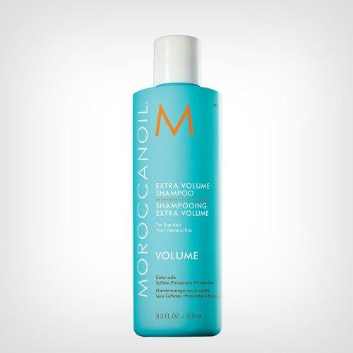 Moroccanoil Volume šampon za veći volumen kose - Tanka i svilena kosa