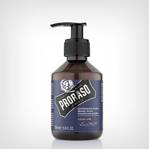 Proraso šampon za bradu Azur Lime 200ml - Nega