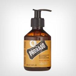 Proraso šampon za bradu Wood & Spice 200ml