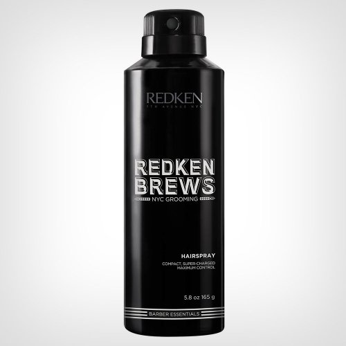 Redken Brews Men s Hairspray 200ml - Style Link